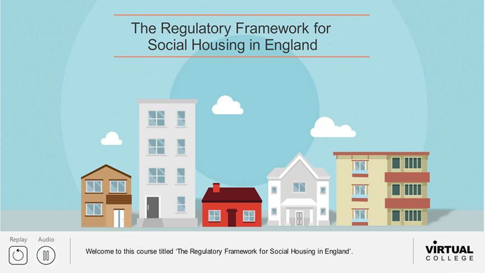An Introduction to the New Regulatory Framework for Social Housing in England