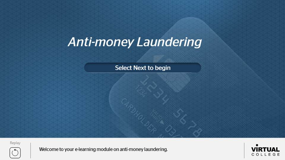 Anti Money Laundering Course
