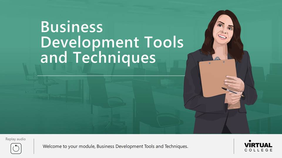 Business Development Tools and Techniques