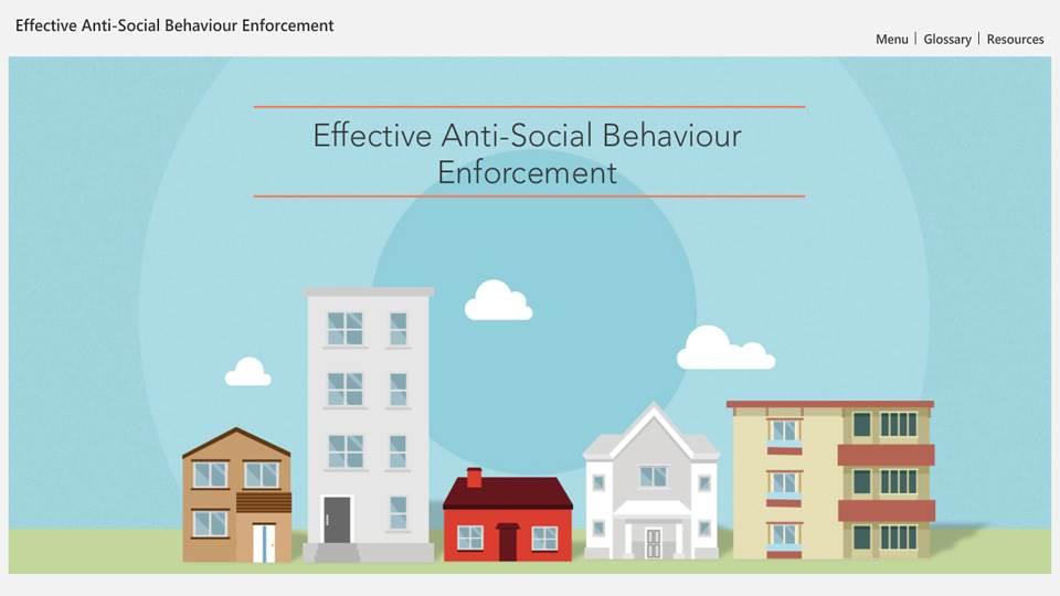 Effective Anti-Social Behaviour Enforcement