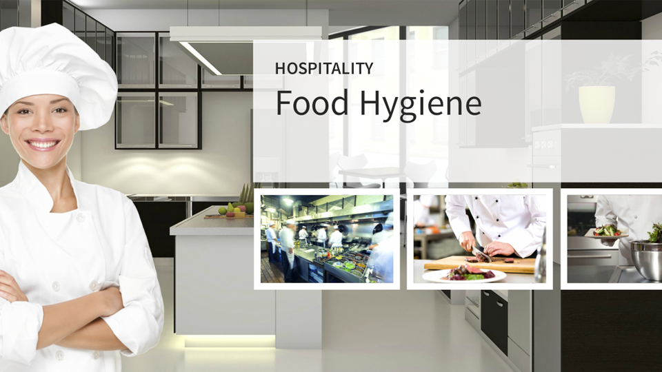 Hospitality Suite: Food Hygiene