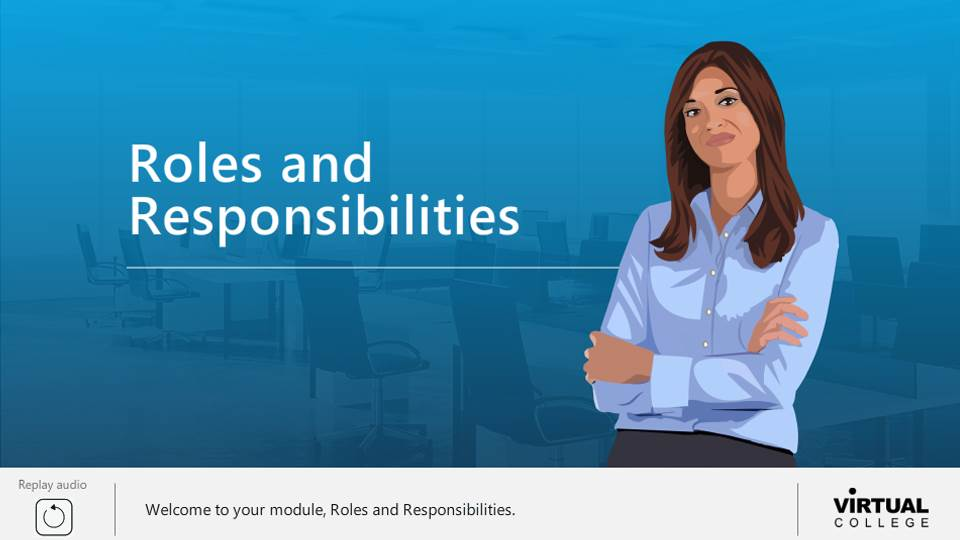 Roles and Responsibilities Course