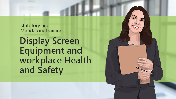 Display screen equpment and workplace health and safety