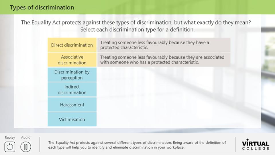 statutory  u0026 mandatory training  equality  diversity and human rights