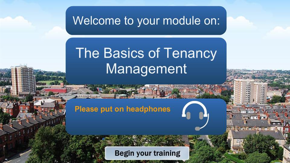 The Basics of Tenancy Management