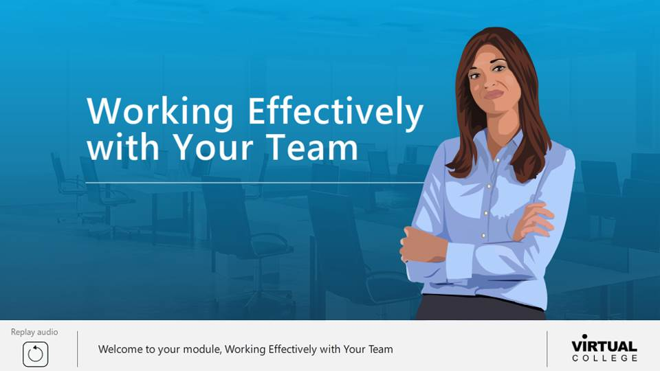 Working effectively with your team