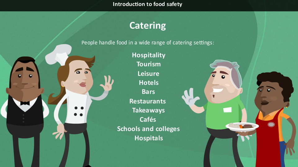 Level 1 Food Safety and Hygiene