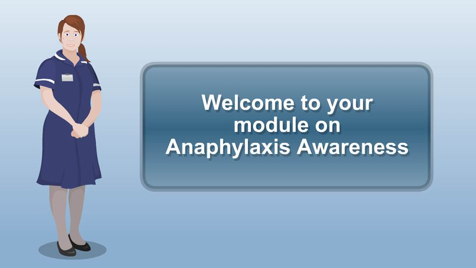 Anaphylaxis Awareness