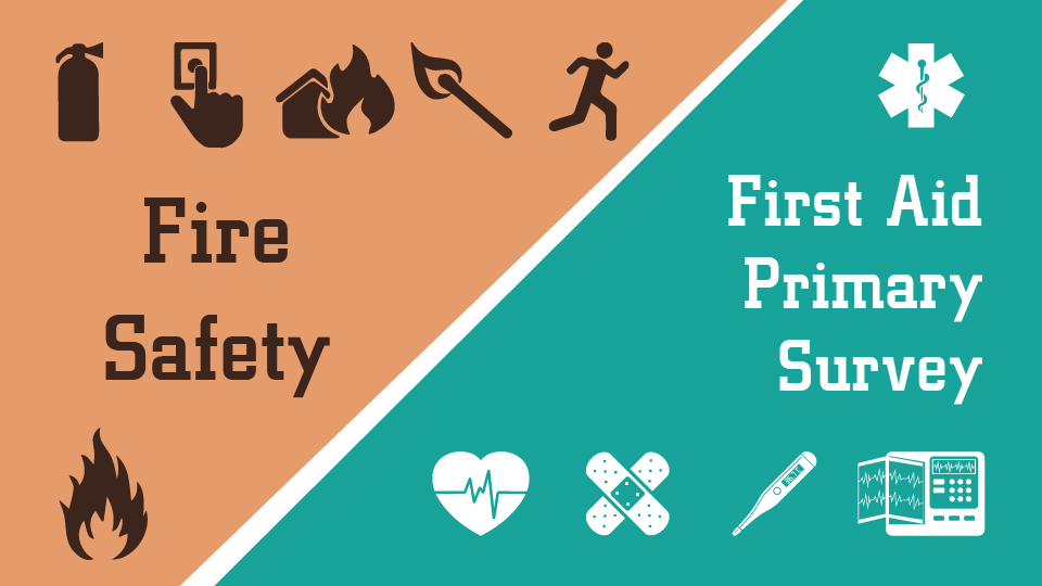 Fire Safety and First Aid Bundle