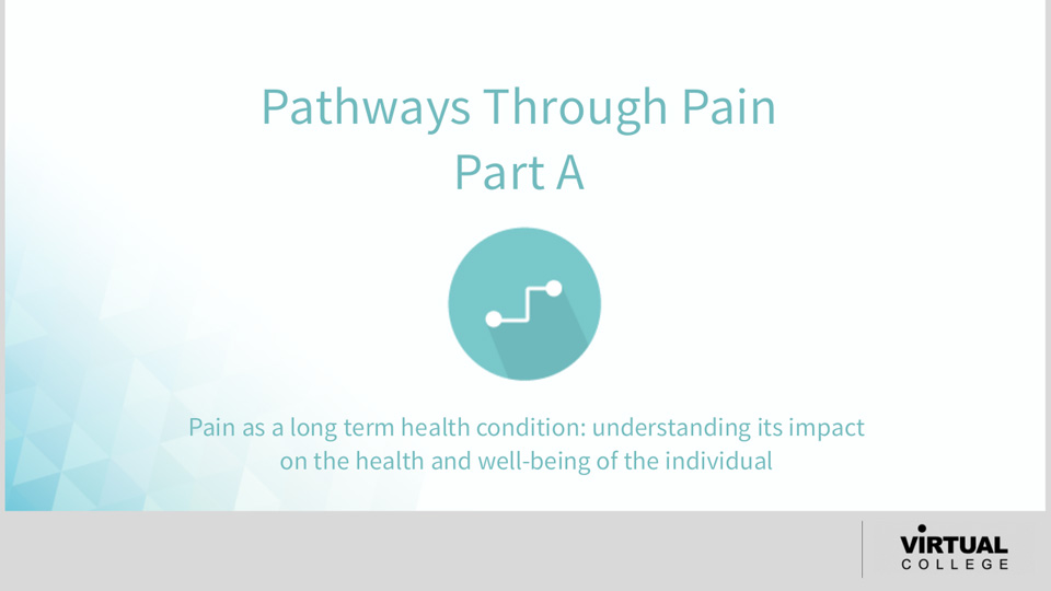 Pathways through Pain
