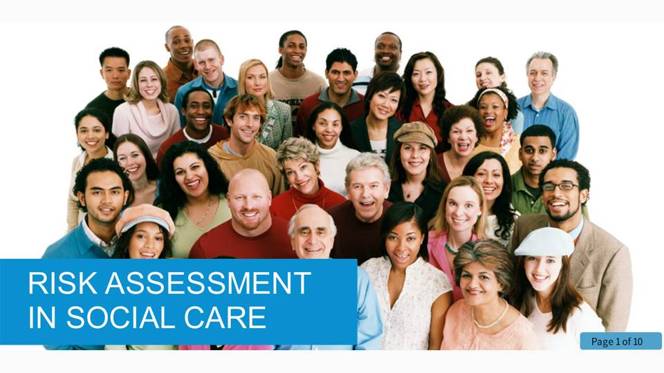 Risk Assessments in Health and Social Care