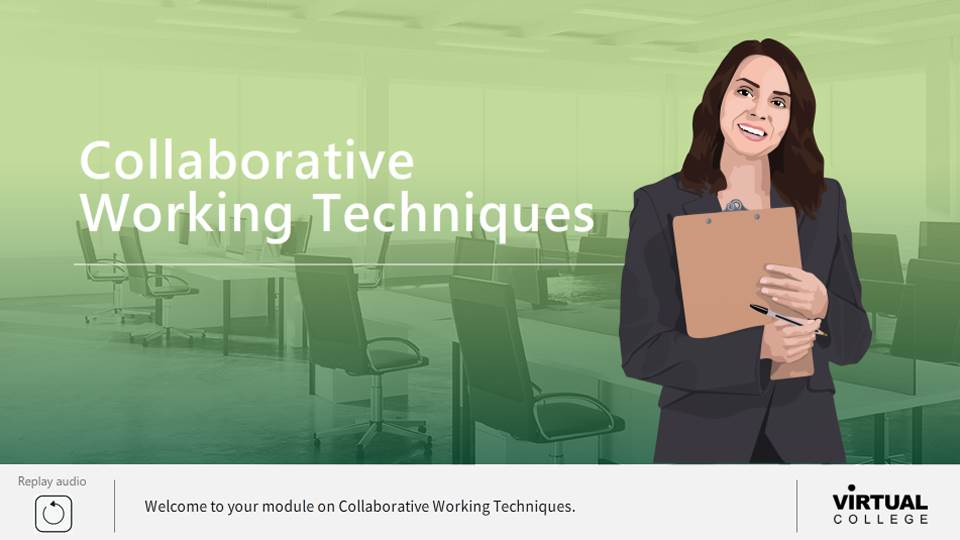 Collaborative working techniques