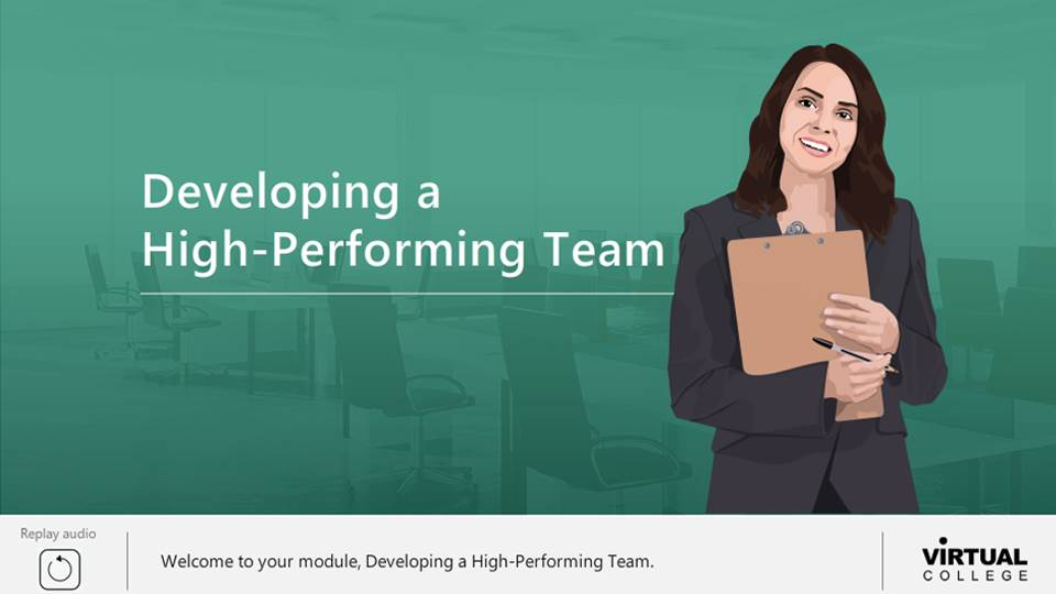 Developing a High-Performing Team