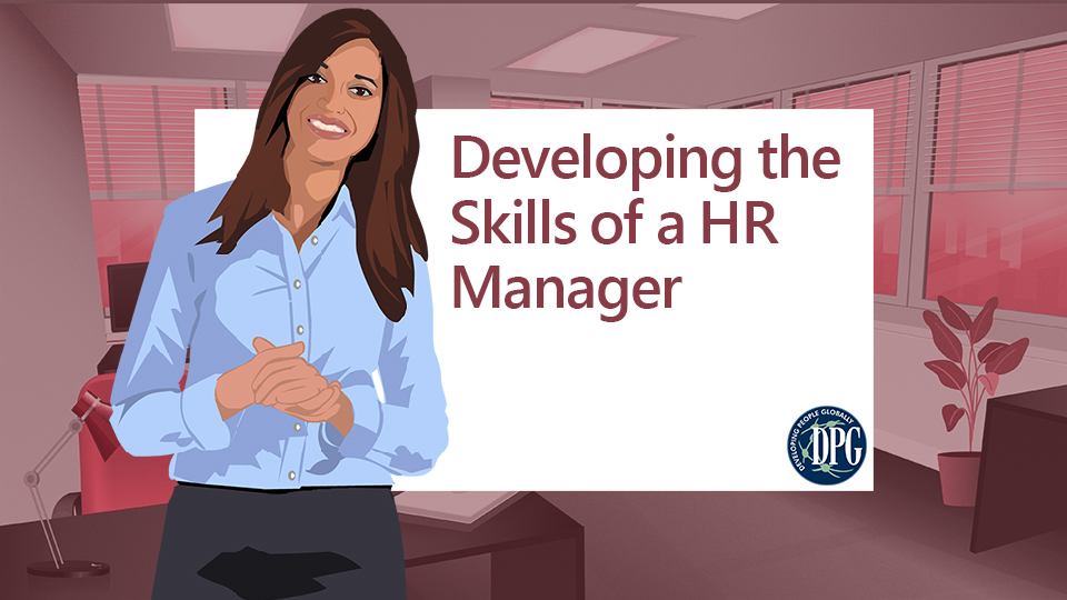 developing the skills of a HR manager