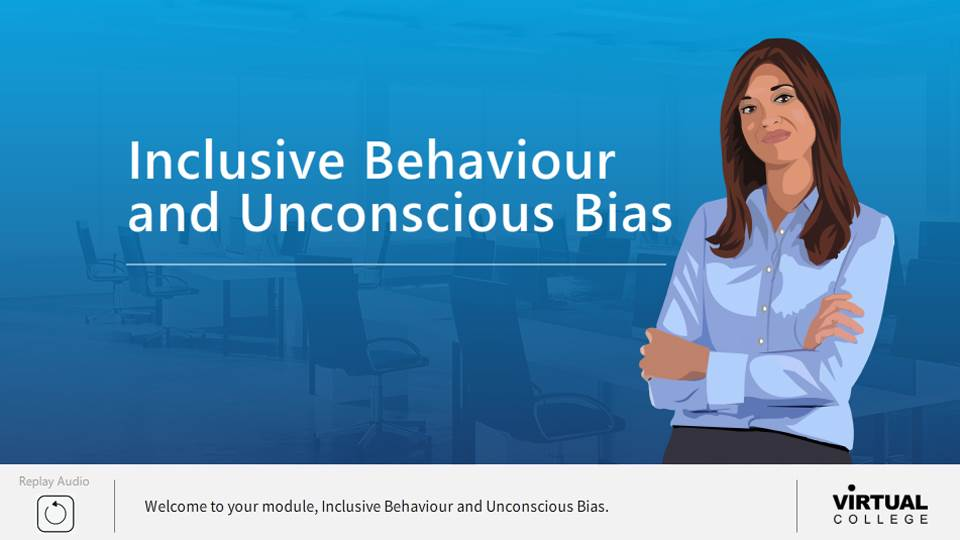Inclusive behaviour and unconscious bias