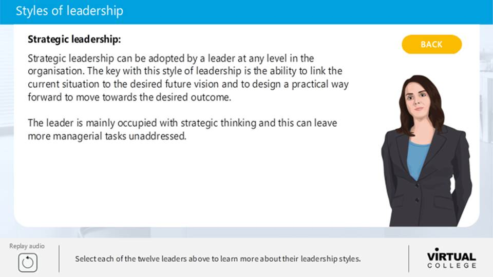 Management and Leadership Styles