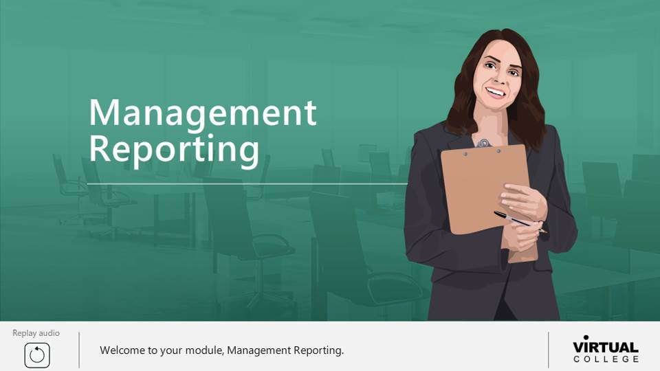 Management Report Course