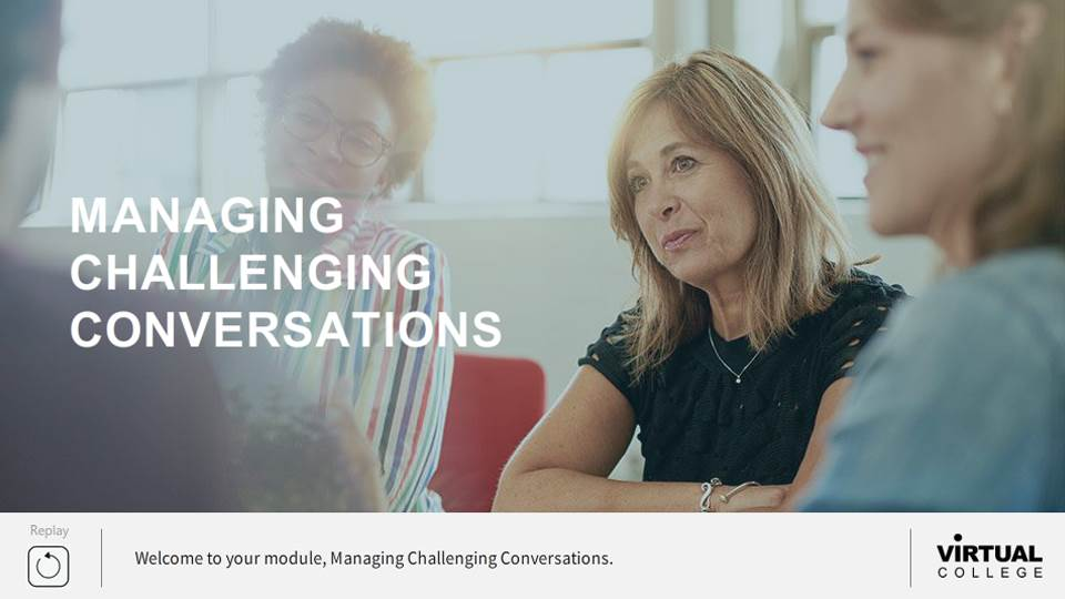 Managing Challenging Conversations