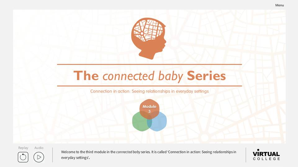 The Connected Baby Series Connection in Action