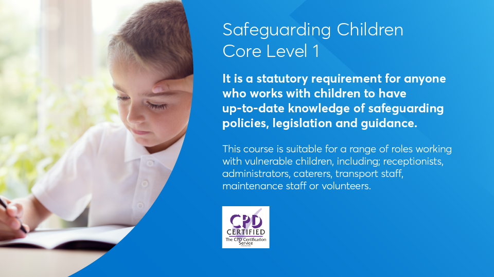 level 1 safeguarding children image