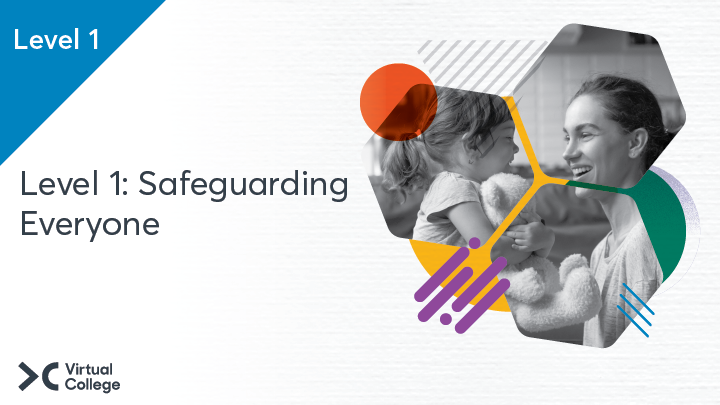 level 1 safeguarding everyone image