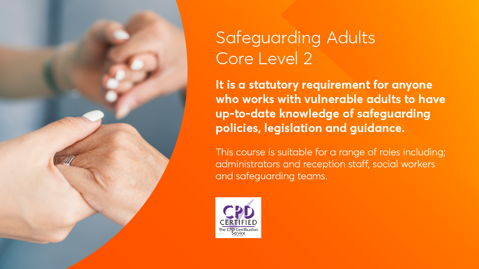Safeguarding Adults level 2 key image