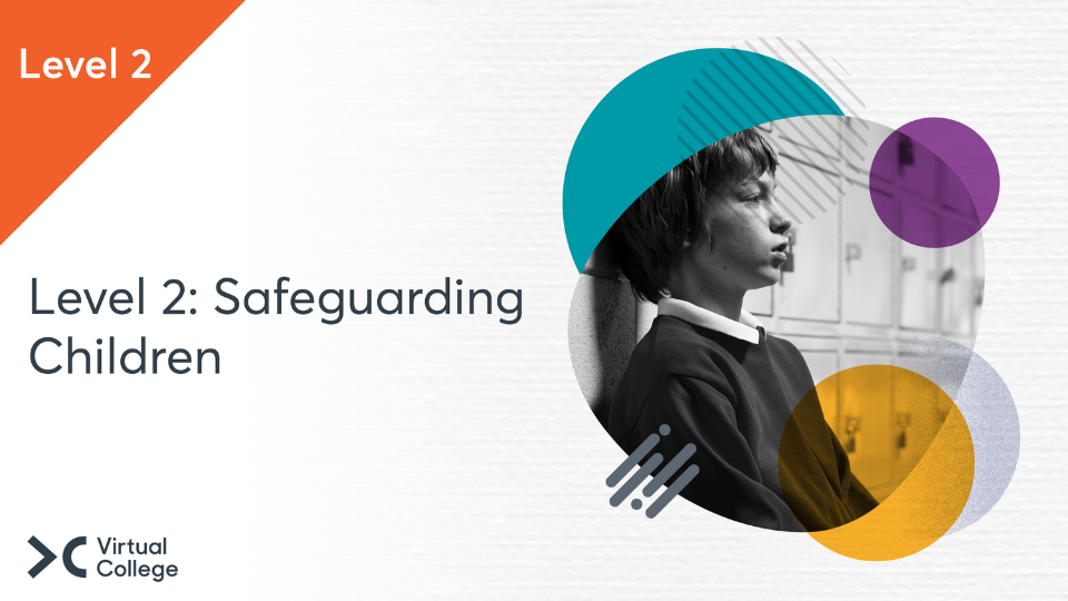 Level 2 safeguarding children course title image