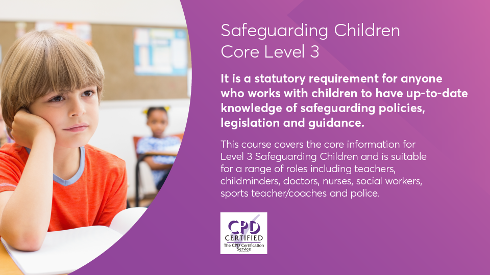 level 3 safeguarding children key points image