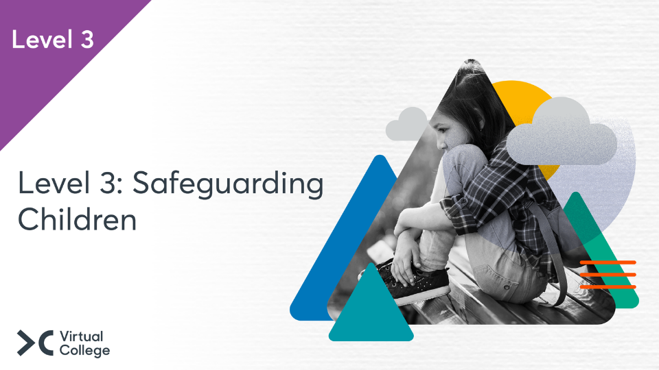 Level 3 Safeguarding Children Course title image