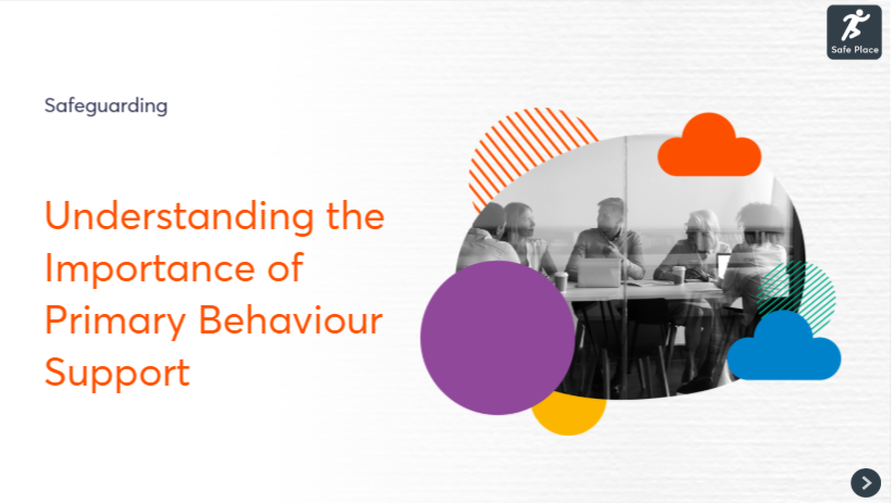 Primary Behaviour Support front cover image
