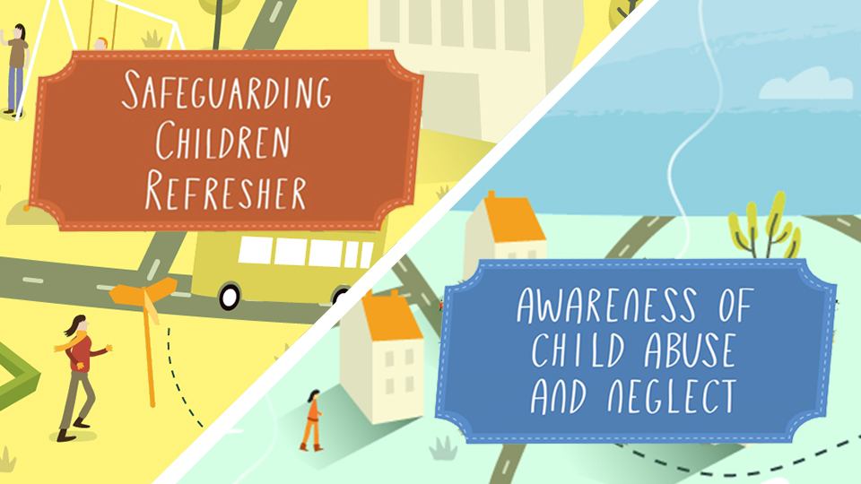 Safeguarding Children refresher training and Awareness of Child Abuse and Neglect Core Bundle