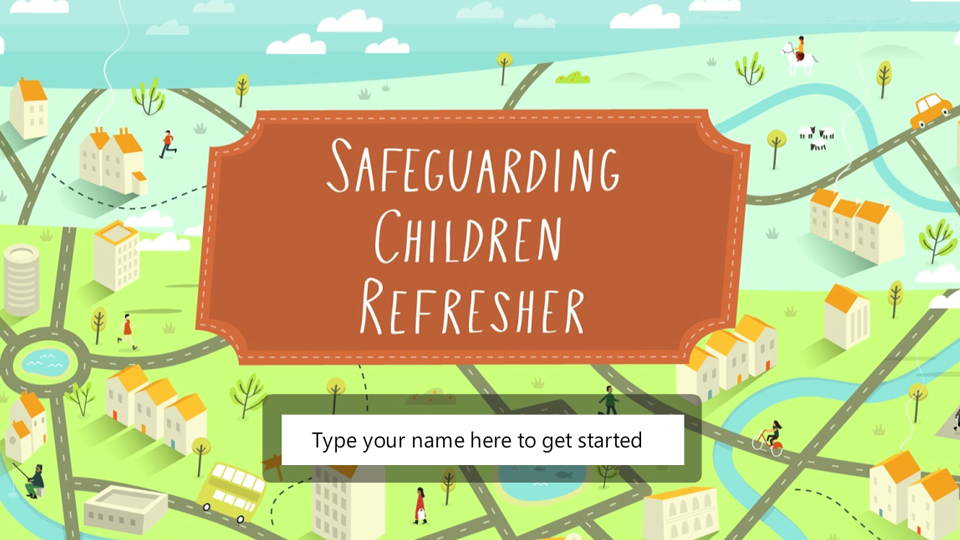 Safeguarding Children Refresher Training