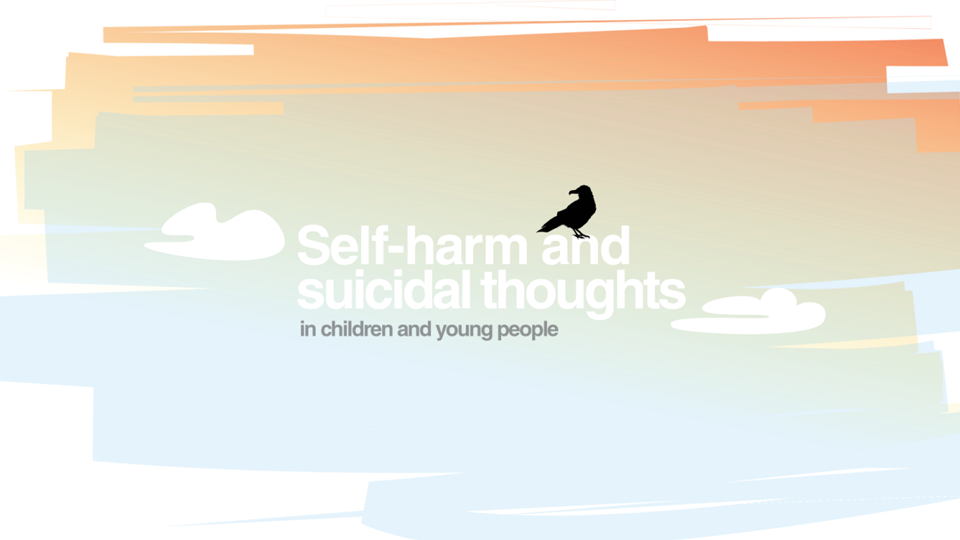 Self-Harm and Suicidal Thoughts in Children and Young People