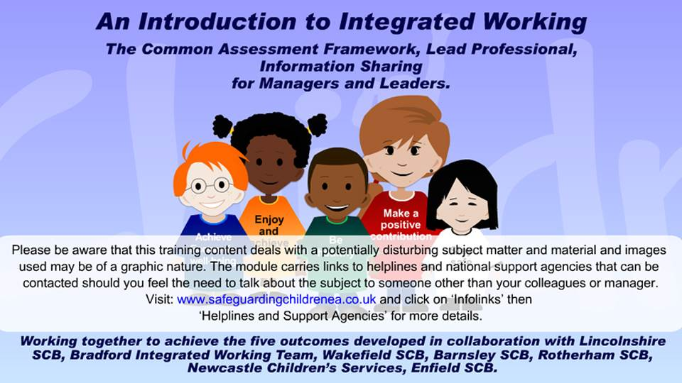 Strategic Managers Integrated Working