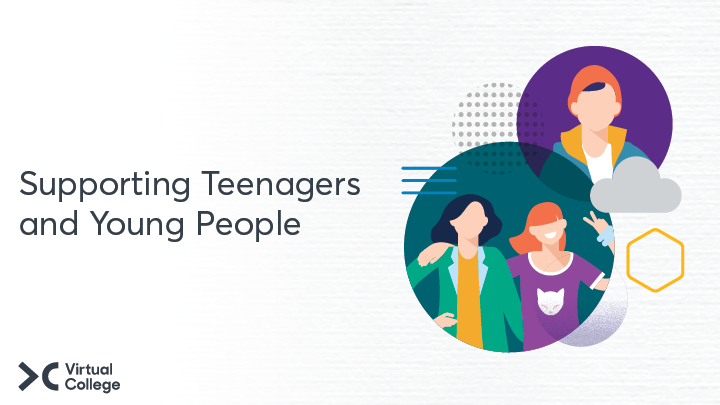 Supporting teenagers and young people course image