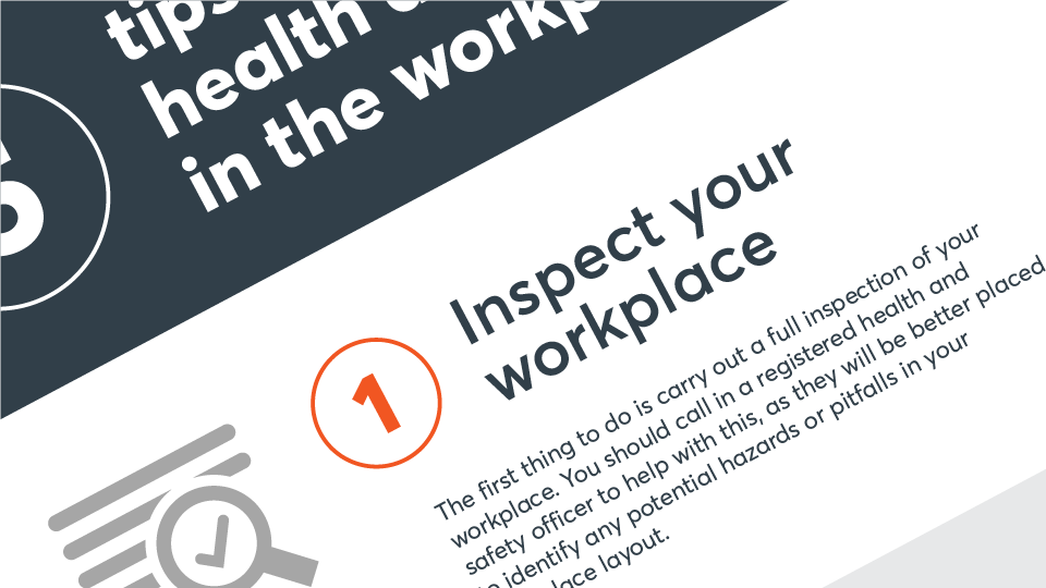 5 tips for improving health and safety in the workplace preview image