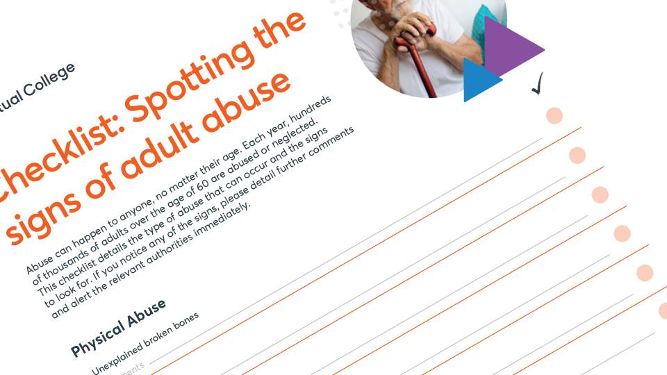 Abuse of the Elderly: How to spot the signs preview image