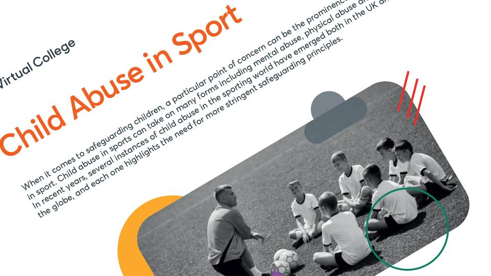 Child abuse in sport preview image