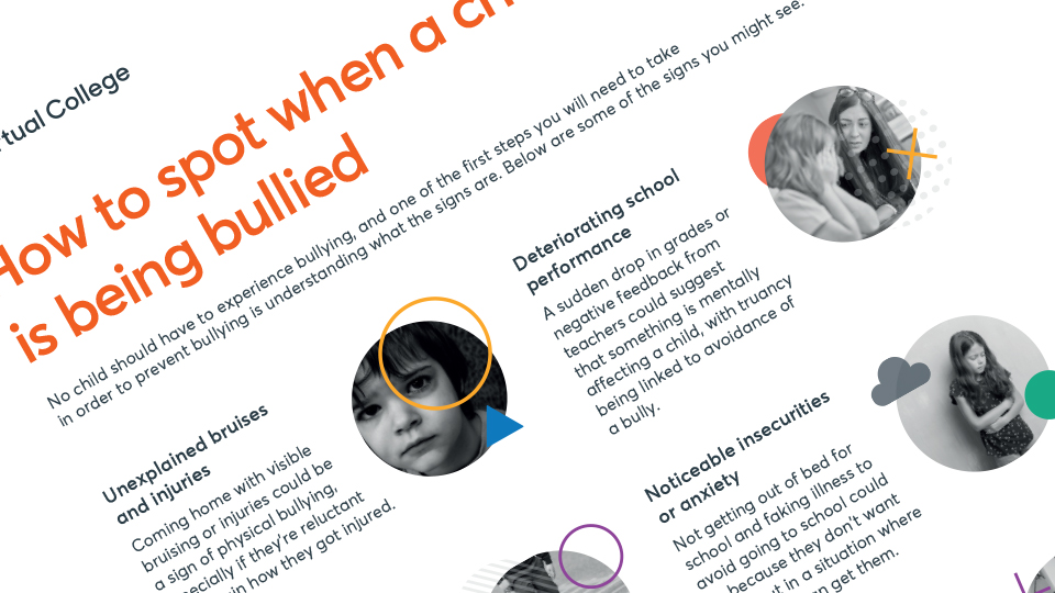 How to spot when a child is being bullied preview image