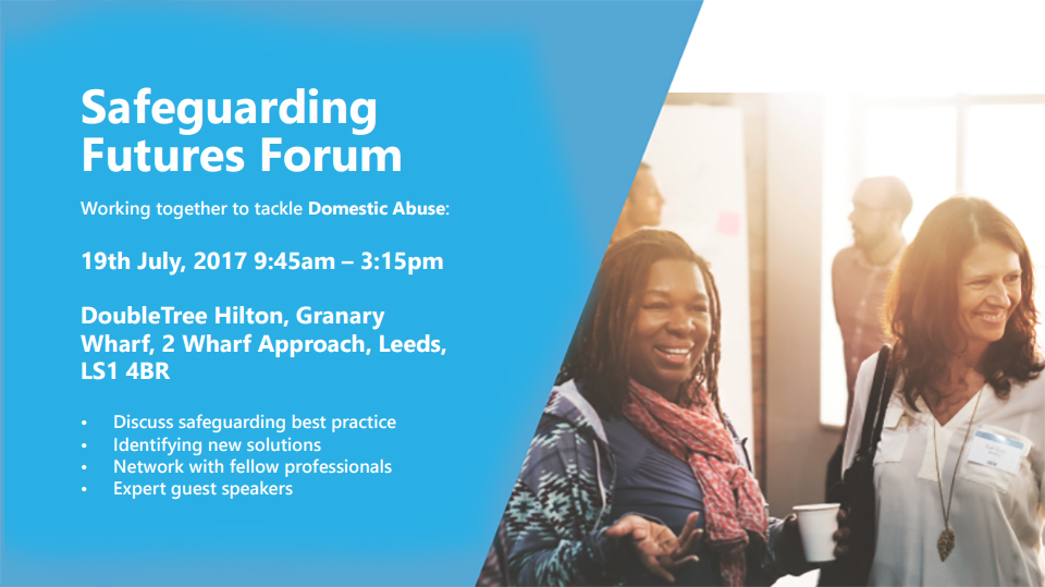 Virtual College will be speaking at the Safeguarding Futures Forum event