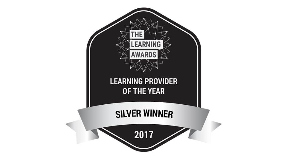 Learning and Performance Institute's Provider of the Year