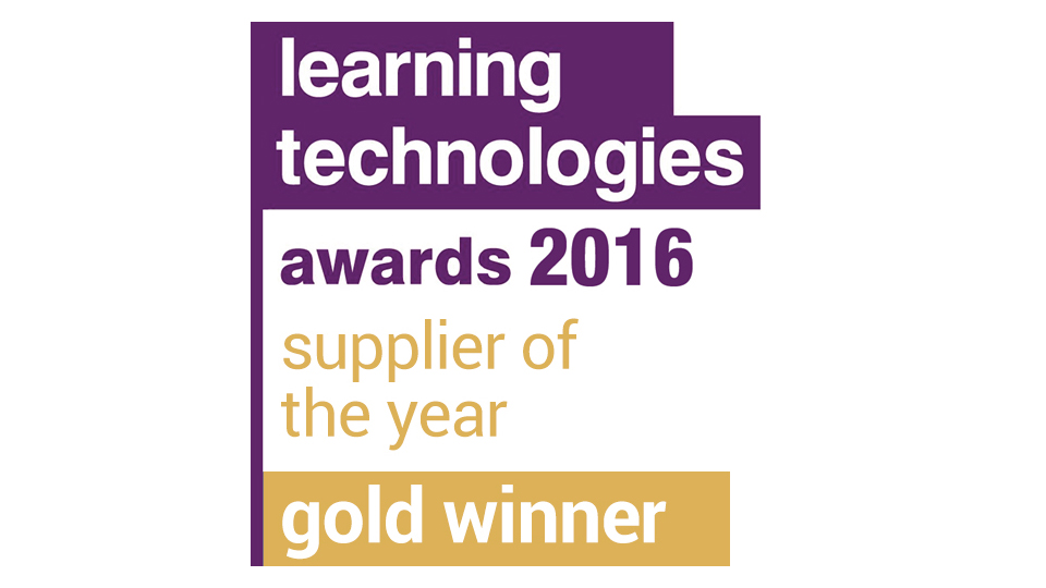 Learning Technologies Supplier of the Year