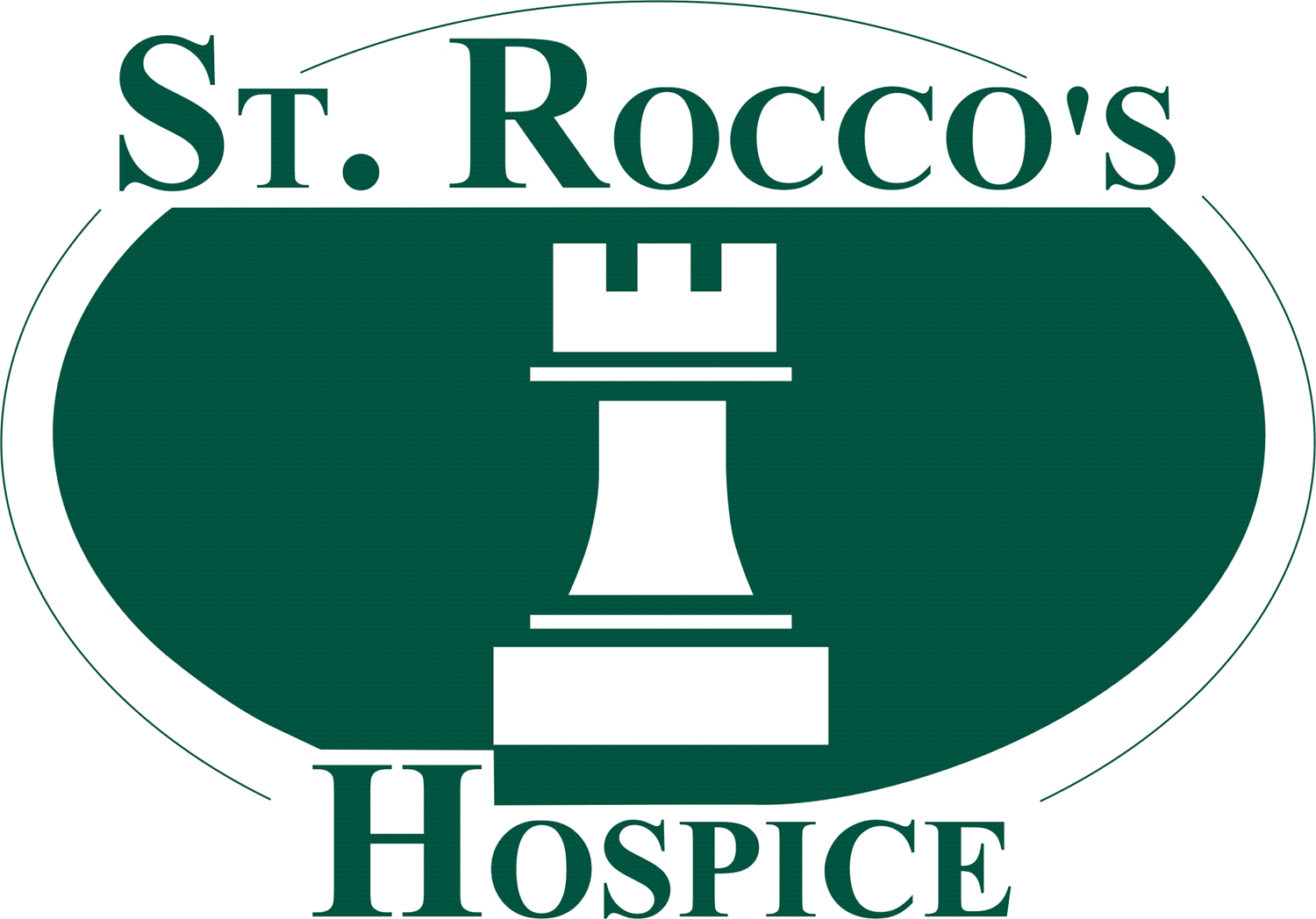 St Rocco's Hospice Logo