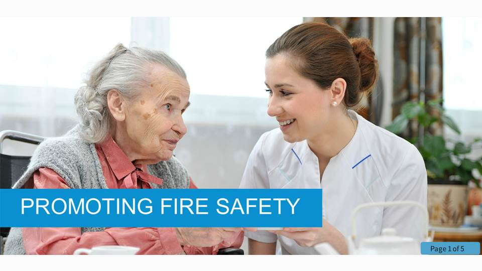 Promoting Fire Safety