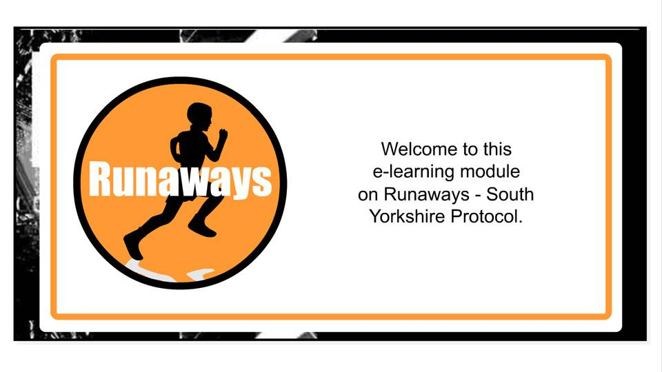 Runaways - South Yorkshire Protocol