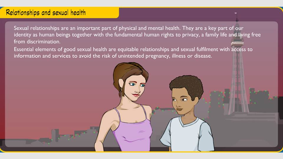 Wellbeing in Sexual Health