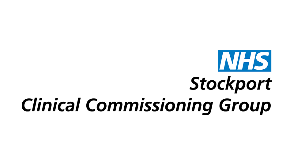 Stockport CCG logo