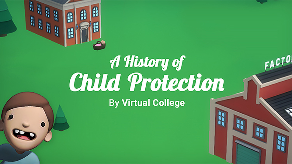 A history of child protection timeline