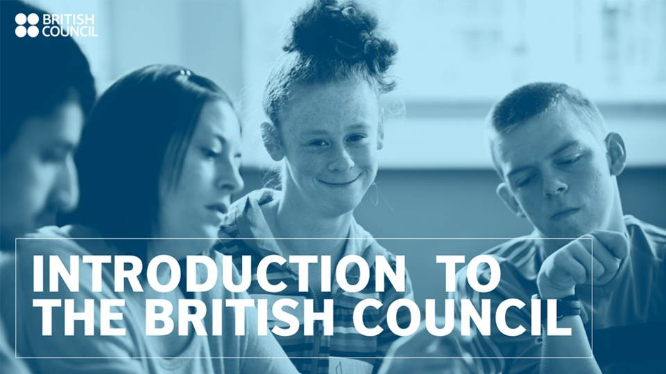 Introduction to British Council