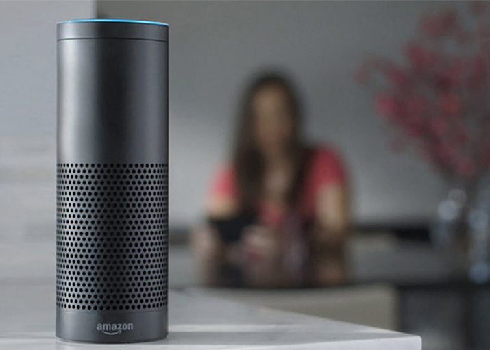 Amazon Echo for survey prize draw